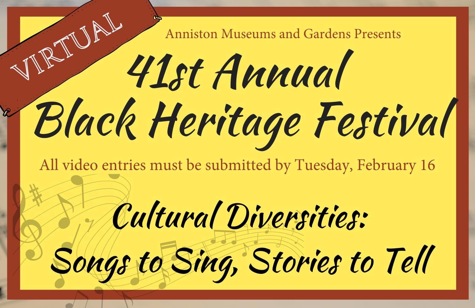 41st Black Heritage festival
