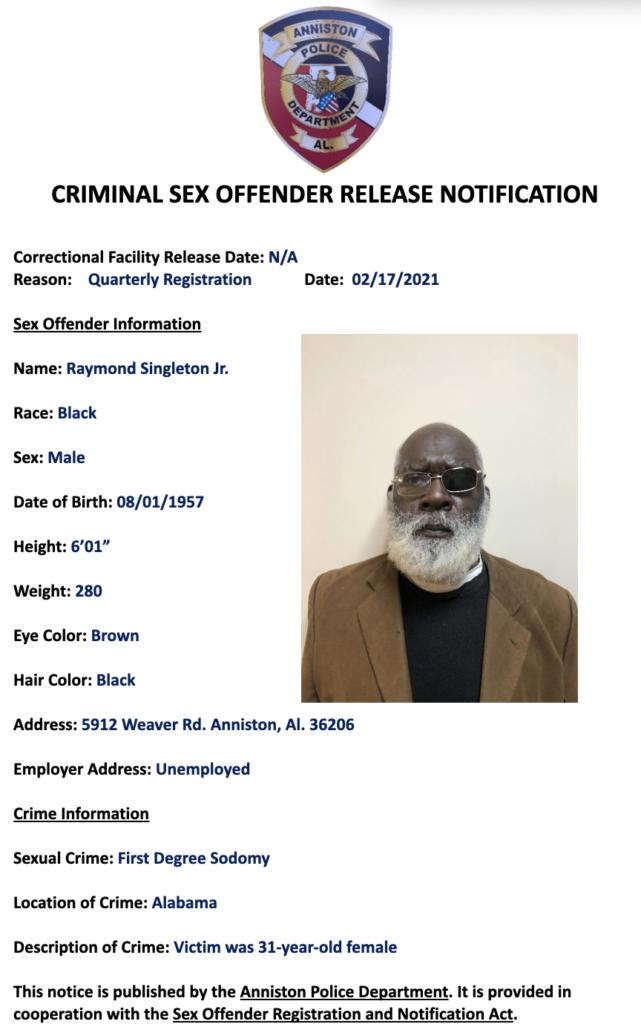 Raymond Singleton Jr_Updated 2.22.21
