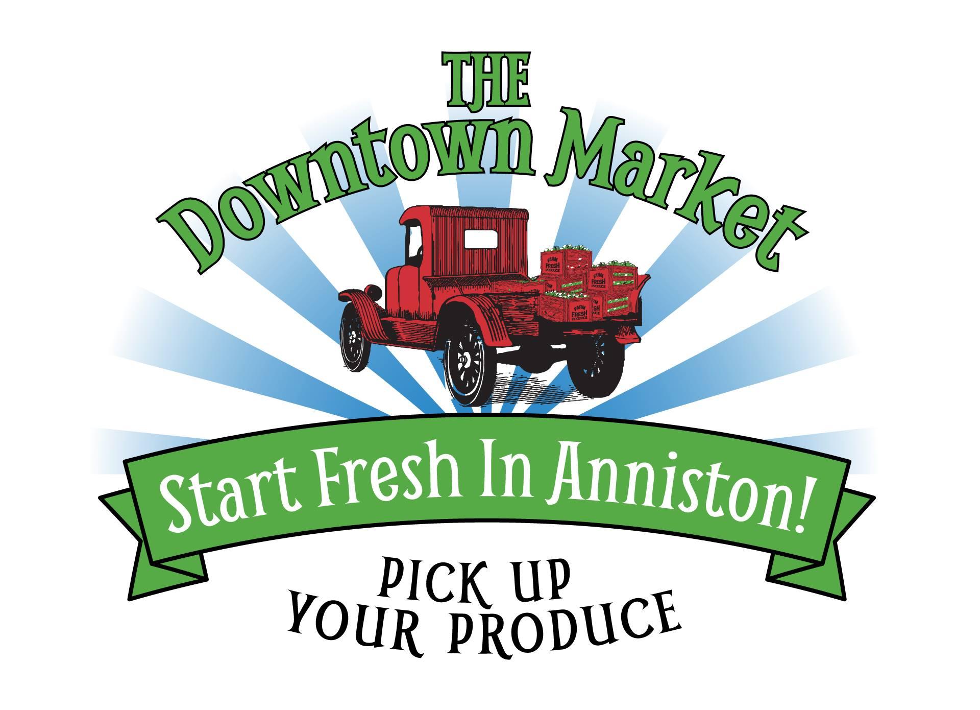 Anniston Downtown Market