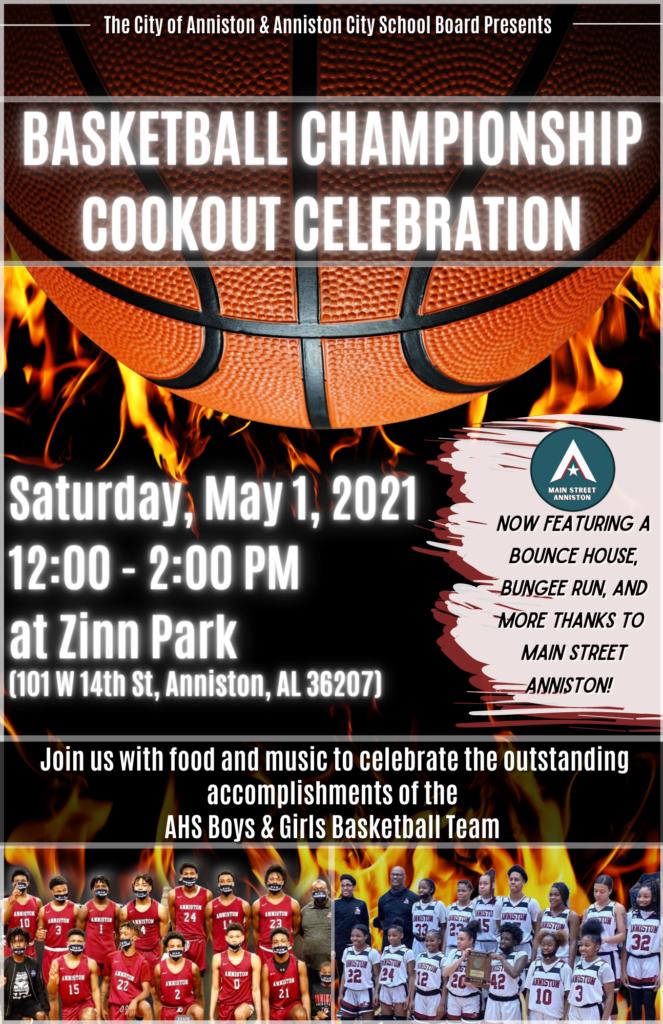 Basketball Championship Cookout Celebration_Ver 2