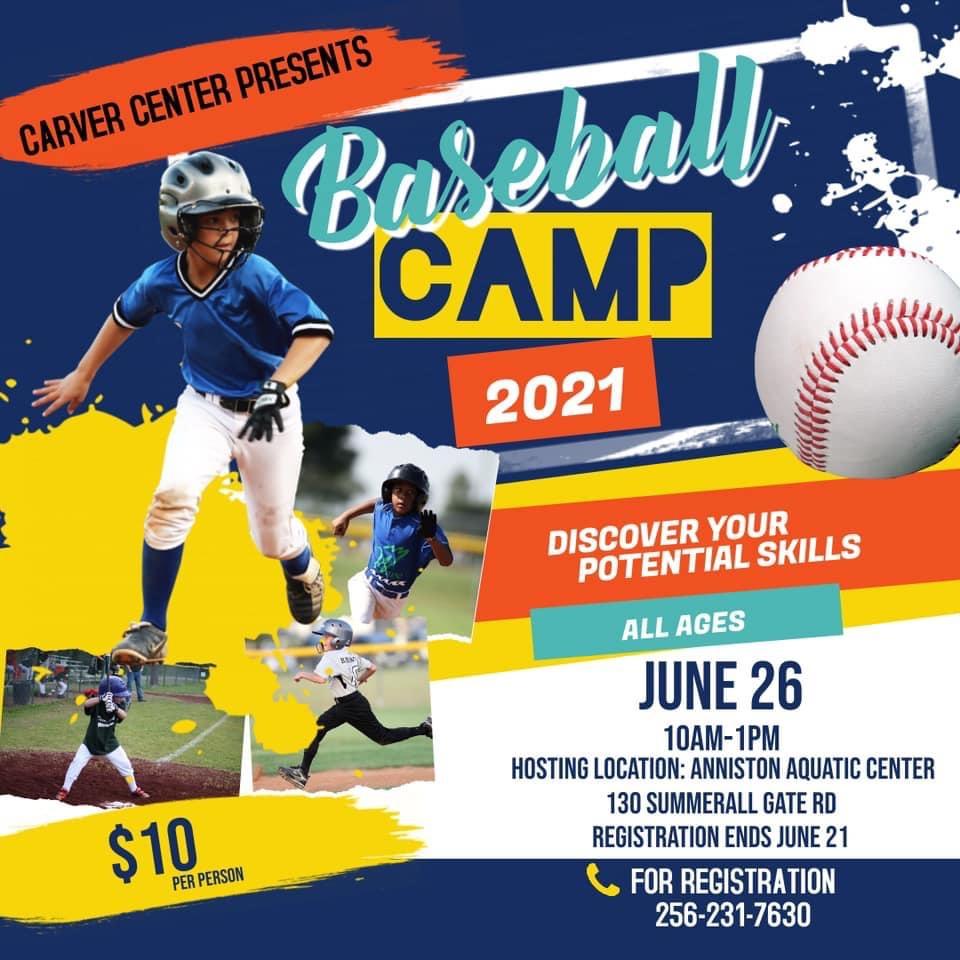 baseball camp 2021