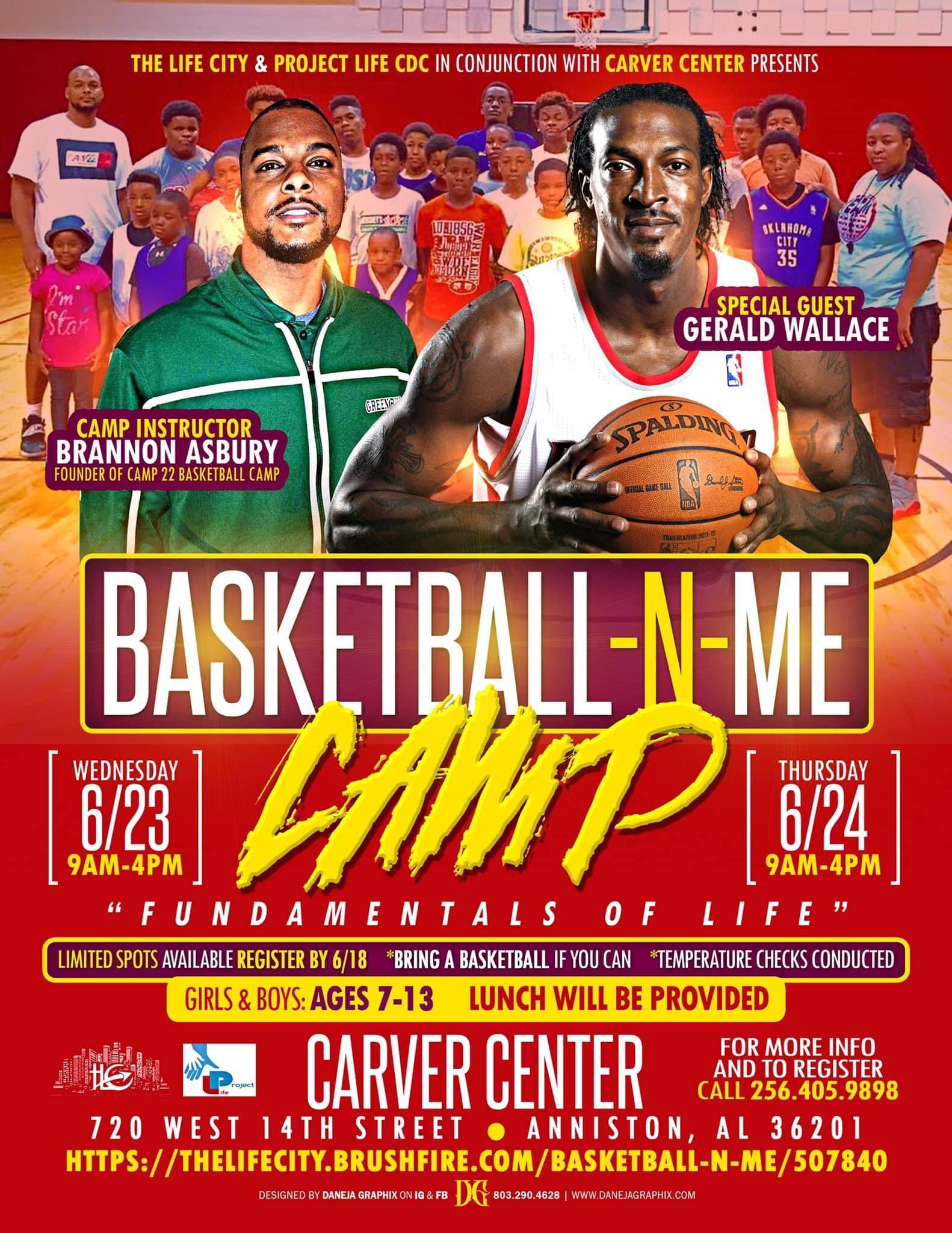 carver_free bball camp