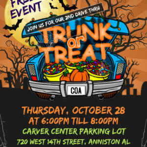 trunk or treat at carver